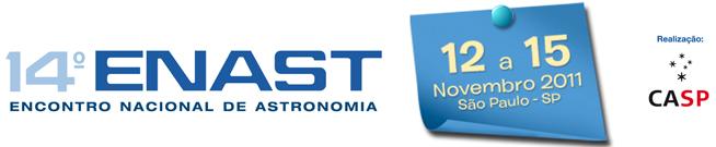 ENAST: Encontros Nacionais de Astronomia